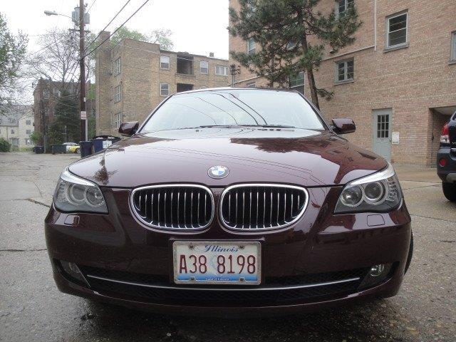 2009 BMW 528i