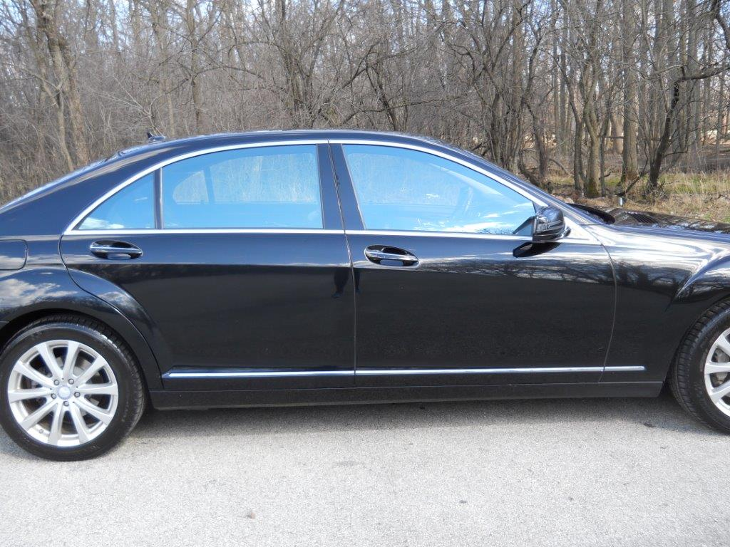 2013 Mercedes Benz S350 Bluetec diesel 4MATIC 4-door sedan