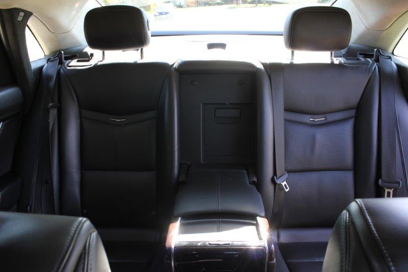 2014 Cadillac XTS 4-door sedan