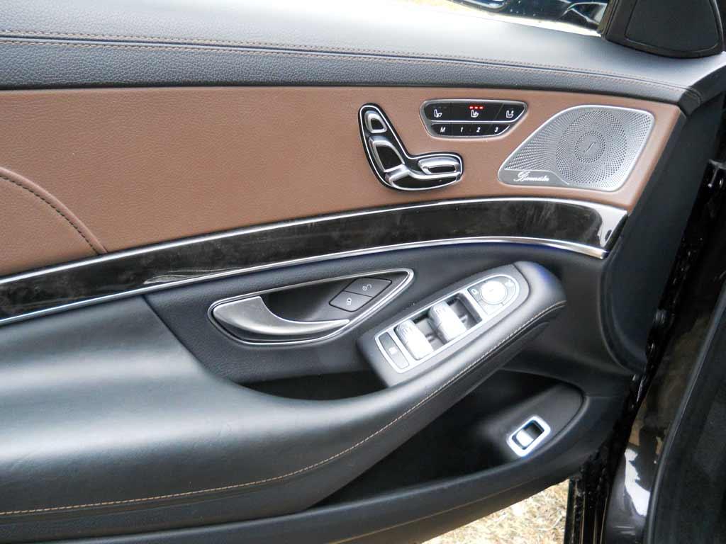 2014 Mercedes Benz S550 4Matic 4-door sedan Edition 1