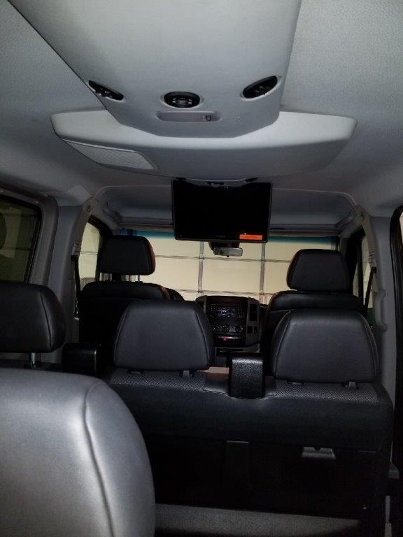 2014 Mercedes-Benz Sprinter 2500 Passenger 144 WB Van