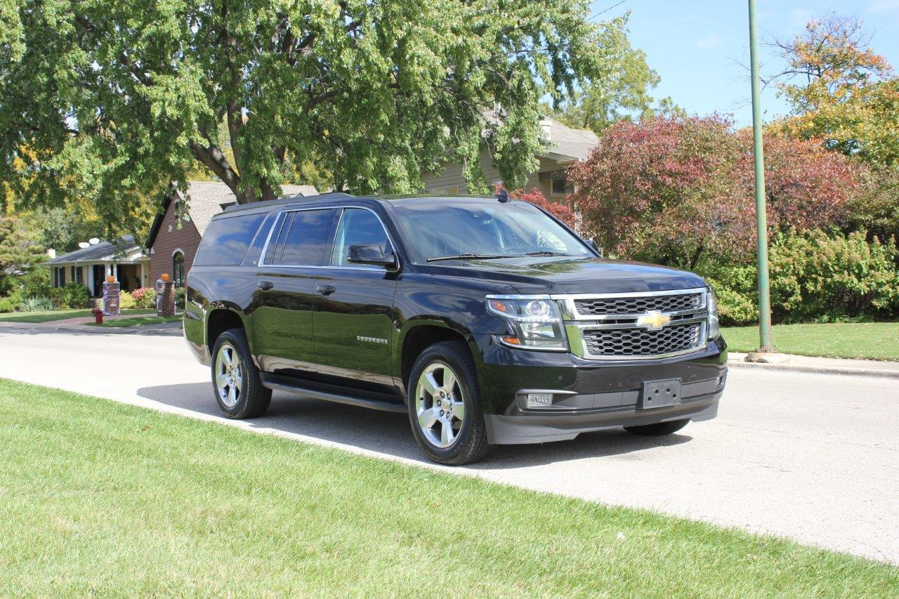 2015 chevrolet suburban lt sport utility 4 door. Black Bedroom Furniture Sets. Home Design Ideas