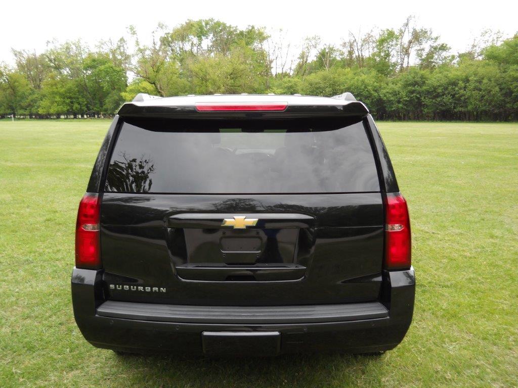2015 Chevy Suburban LT