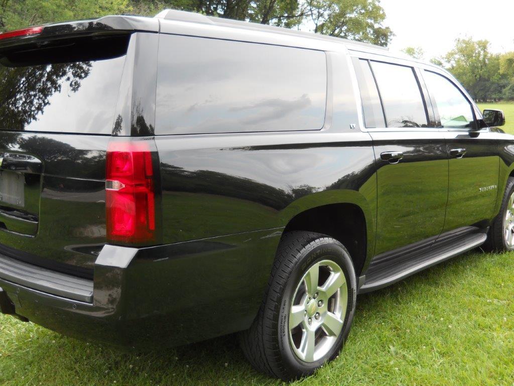 2016 Chevy Suburban LT