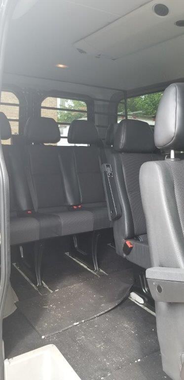 2016 Mercedes-Benz Sprinter 2500 Passenger 144 Van