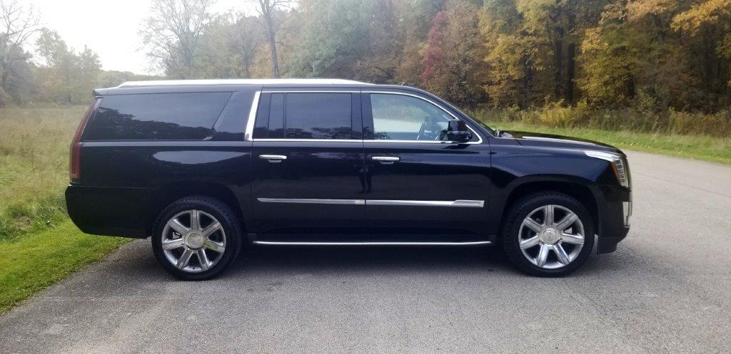 2018 Cadillac Escalade ESV Premium Luxury Sport